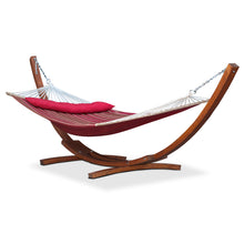 Load image into Gallery viewer, STAFFORD RED  STRIPE HAMMOCK