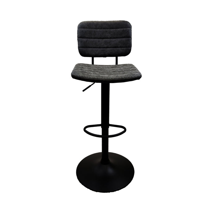TRADEWINDS ADJUSTABLE STOOL - DARK GRAY (2 PER BOX)
