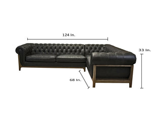 MOD CHESTERFIELD SECTIONAL