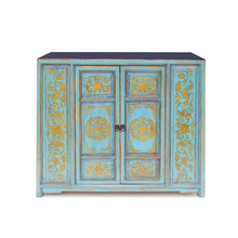 Load image into Gallery viewer, VENETIAN CABINET-TEAL