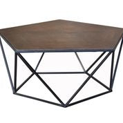 Pantagon Coffee Table