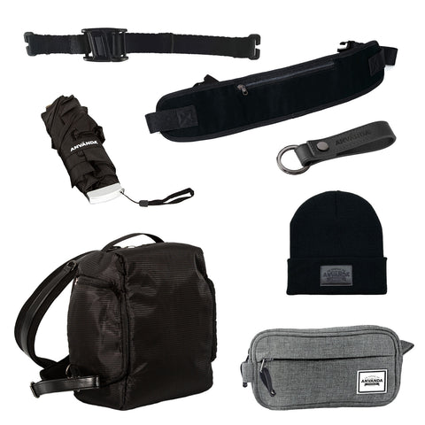 V2 Använda Accessory Pack w/Camera Insert