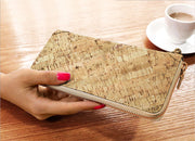 Cork Natural Travel Wallet