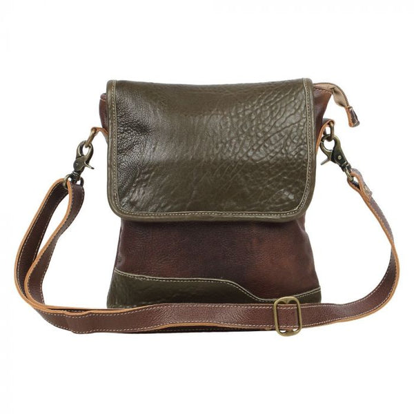 Emerald Shaded Small & Crossbody Bag