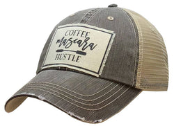 Coffee Mascara Hustle