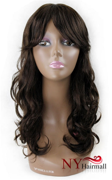 Nix & Nox 100% Human Virgin Indian Remy Wig - Indian02