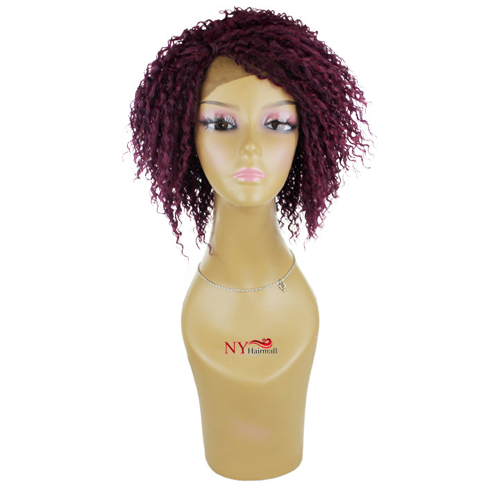 Signature Looks Synthetic Swiss Lace Front Wig - NOTE 1