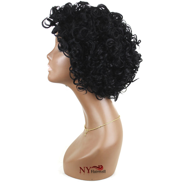 Signature Looks Synthetic Swiss Lace Front Wig - NOTE 2