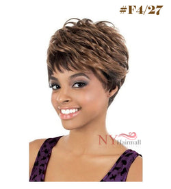 MotownTress Synthetic Full Wig - Diaz