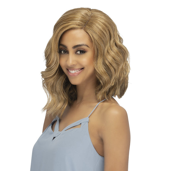 Vivica A Fox Synthetic Swiss Lace Front Wig - ROSANNE