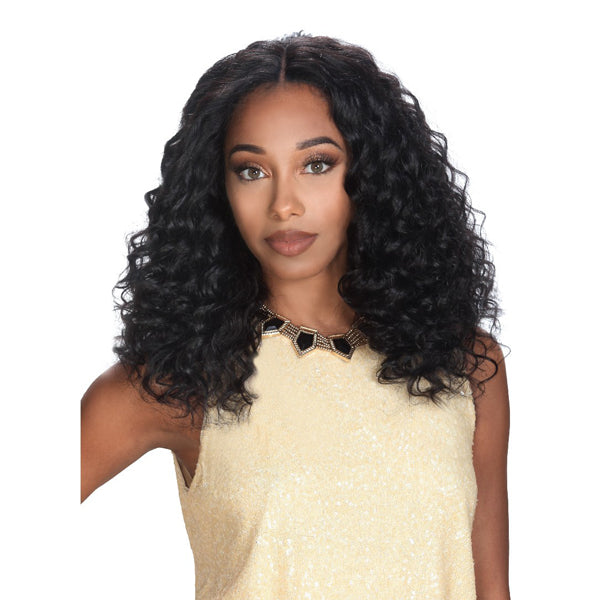 Zury Hollywood Sis 100% Brazilian Remy Human Hair 13x4 Lace Frontal Wig - ORION