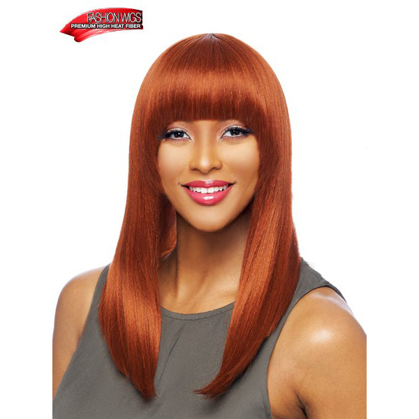 Vanessa Fashion  Heat Wave Full Wig-YUKON
