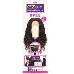 Janet Collection EZ Diy Customized Wig Kit -  BODY