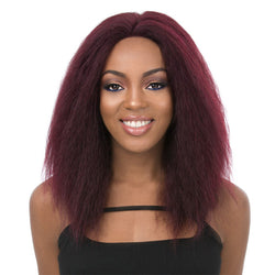 It's a Wig 100% Remi Human Hair Full Lace Front Wig - MOCHA