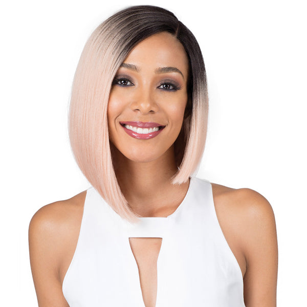 "Bobbi Boss 5"" Deep Part Swiss Lace Front Wig - MLF201 NADINE"