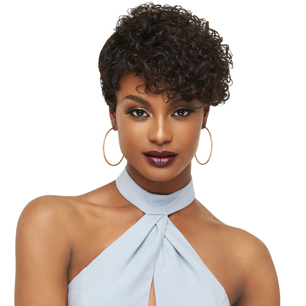 Outre 100% Human Hair Premium Duby Wig - FINGER ROLL