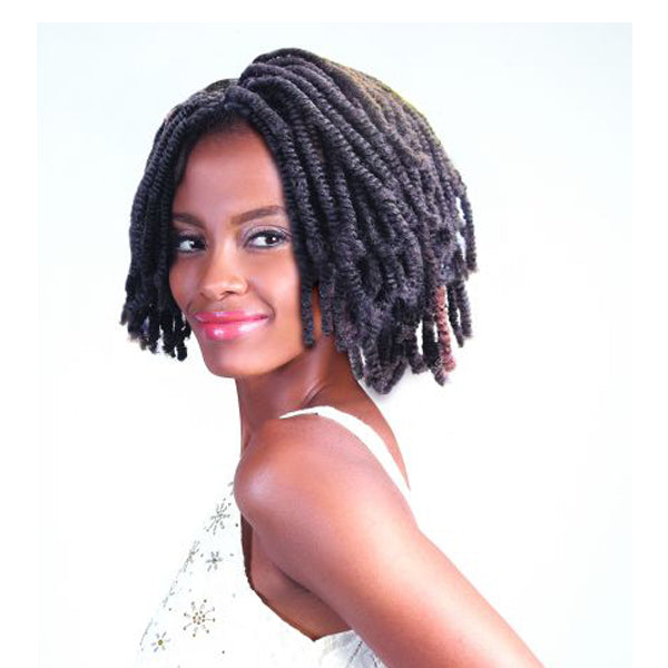 Motown Tress Synthetic Braiding Hair - NUBIAN TWIST