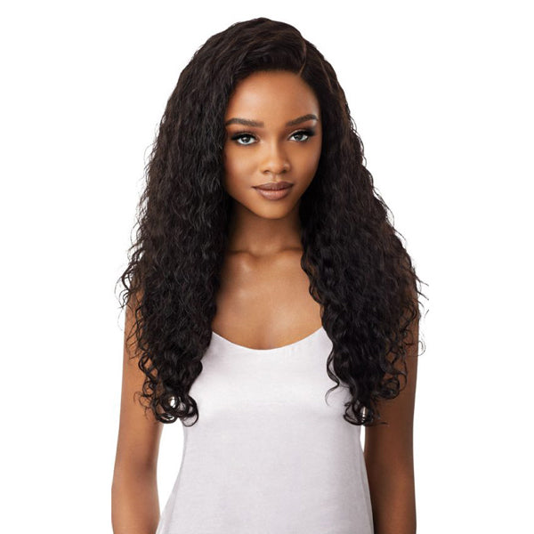 Outre My Tresses Platinum Label 100% Virgin Hair Full Lace Wig - NATURAL BOHO DEEP