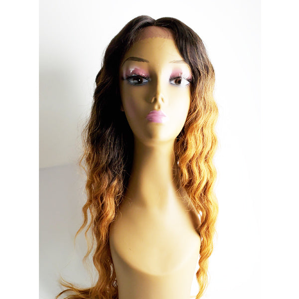 The Wig Invisible Part Synthetic Lace Front Wig - GIANNA