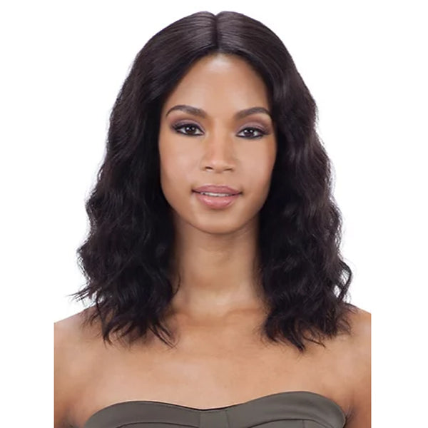 "Mayde Beauty 100% Human 5"" Lace Front Wig - LOOSE DEEP"