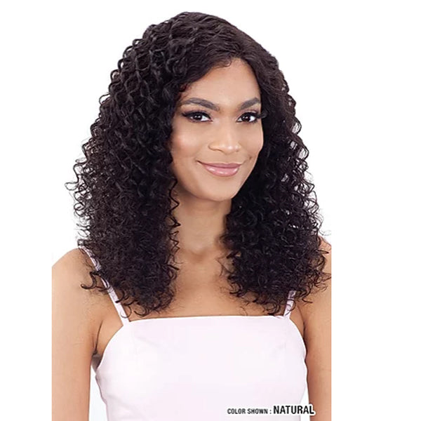 Mayde Beauty It Girl 100% Virgin Human Lace Front Wig - KERRY 18""