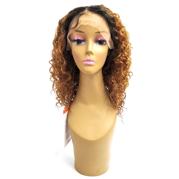 Signature Looks Signora  100% Human Blend Lace Front Wig - HH APPLE
