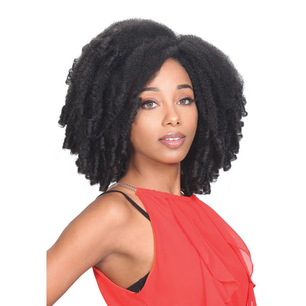 Zury Hollywood NaturaliStar V8910 Crochet Braiding Hair - AFRO TWIST