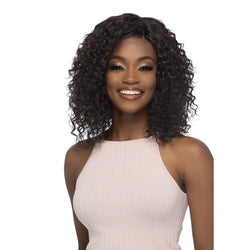 Vivica A Fox 100% Natural Brazilian 360 Full Swiss Lace Wig - VIRGINIA