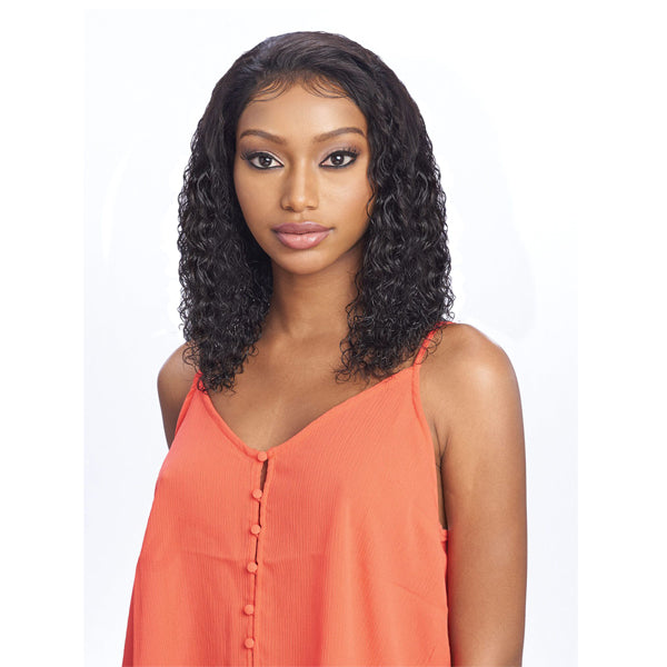 Vanessa 100% Brazilian Human Hair Lace Front Wig - THH WETCURL