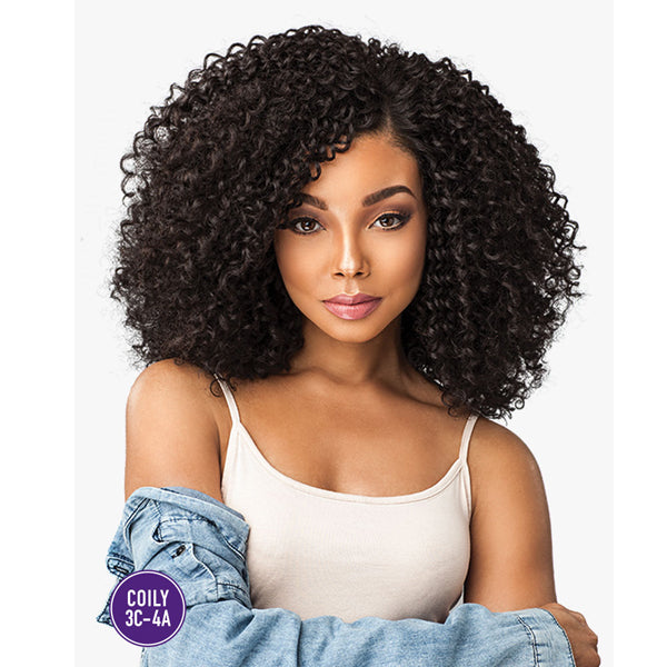 Sensationnel Curls Kinks & Co Lace Front Wig - RULE BREAKER