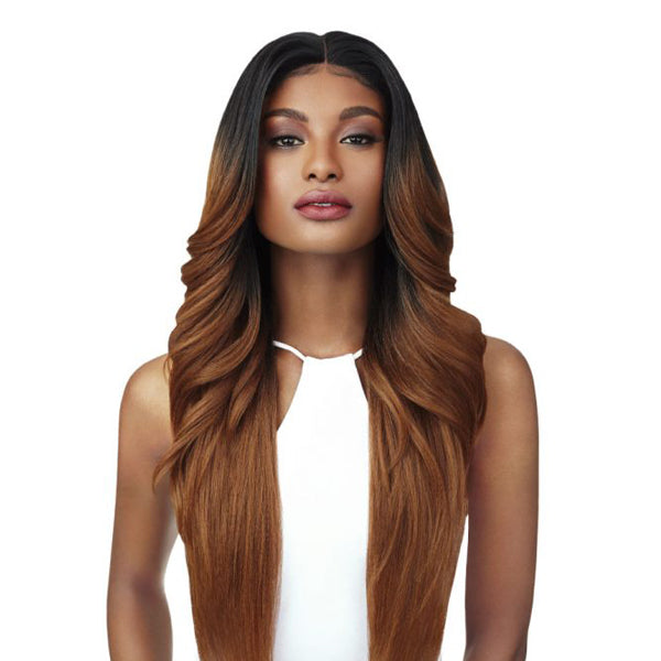 Outre Swiss Double U Vixen Lace Front Wig - KENDALL