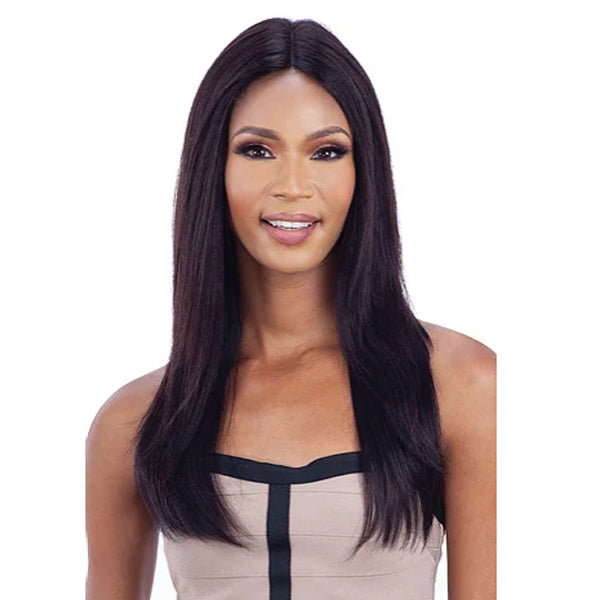 Mayde Beauty Axis 100% Virgin Human Lace Part Wig - LAYERED STRAIGHT