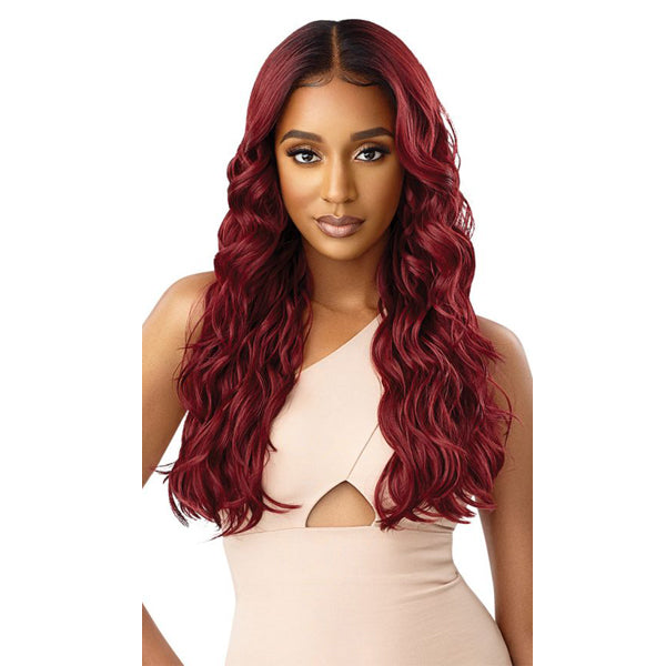 "Outre Perfect Hairline 13""X6"" Synthetic Lace Front Wig - ANNALISE"