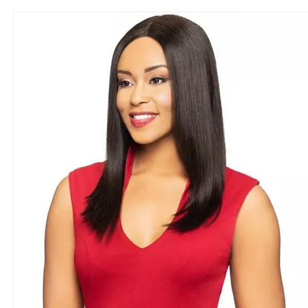 Foxy Lady 100% Unprocessed Natural Brazilian Remy Lace Front Wig - H/H KENDALL