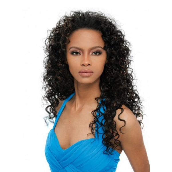 Outre Quick Weave Half Wig Amber