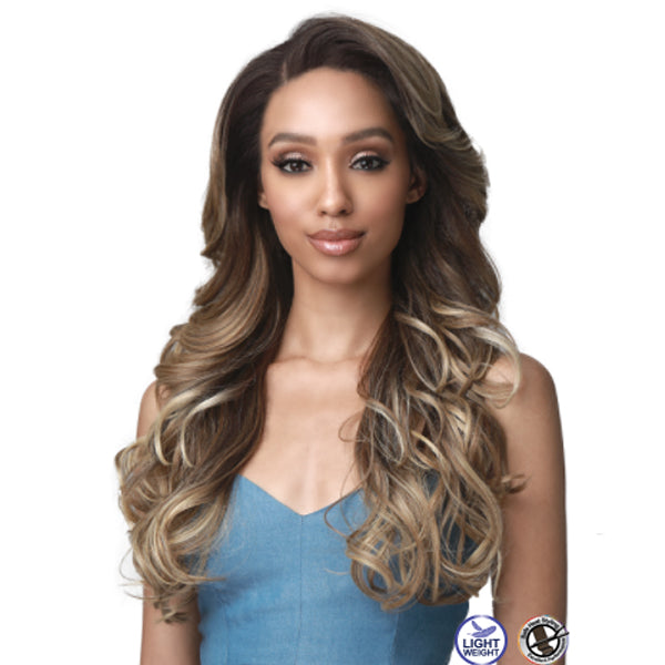 Bobbi Boss Synthetic HD Lace Front Wig - MLF472 WENDY