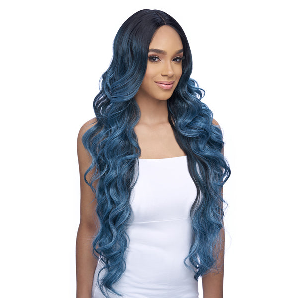 Harlem 125 Synthetic Ultra HD Lace Front Wig - LH002