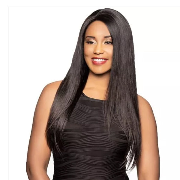 Foxy Lady 100% Unprocessed Brazilian Remy Full Lace Wig - H/H ADALYN 28""