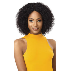 Outre The Daily Wig Unprocessed Human Lace Part Full Wig - BOHEMIAN 14""