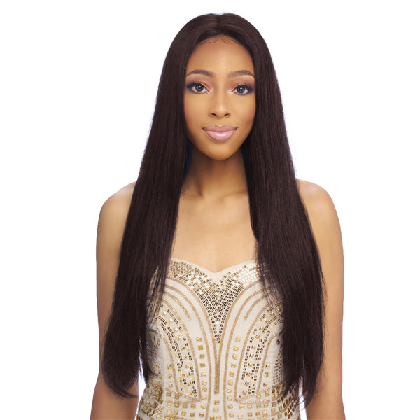 Harlem 125 100% Brazilian Remy Hair HD Lace Front Wig - BL018