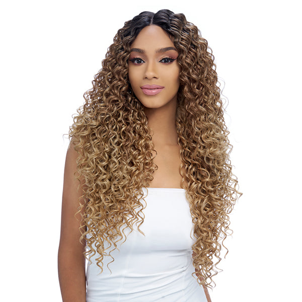 Harlem 125 Synthetic Ultra HD Lace Front Wig - LH006