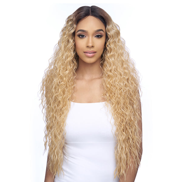 Harlem 125 Synthetic Ultra HD Lace Front Wig - LH004