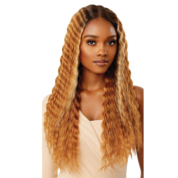 Outre Melted Hairline Synthetic Lace Front Wig - LILYANA
