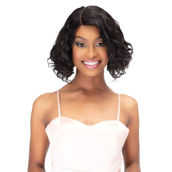 Janet Collection 100% Remy Human Hair Deep Lace Front Wig - CHARM