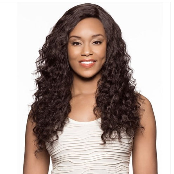 Foxy Lady 100% Unprocessed Brazilian Remy Full Lace Wig - H/H VERONICA 24""