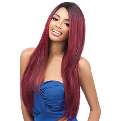 Outre Quick Weave Eco Synthetic Full Wig - Natural Yaki 24