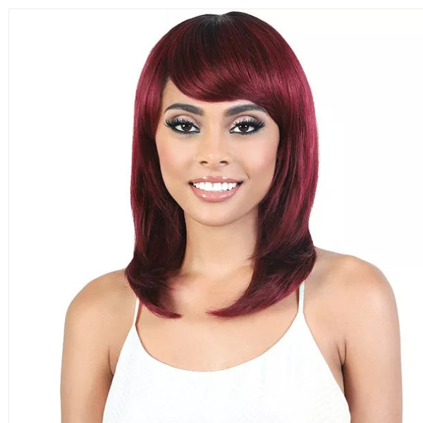 Motown Tress Persian 100% Human Virgin Full Wig - HPR.KAREN