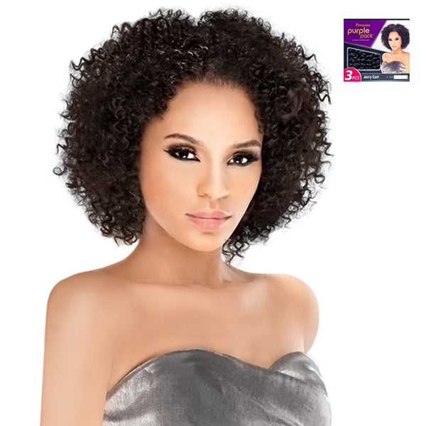 Outre Premium Purple Pack 3PCS - Jerry Curl