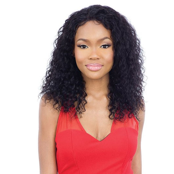 Mayde Beauty 100% Human Wet&Wavy Lace Front Wig - DEEP CURL