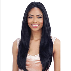 Mayde Beauty 13x4 Synthetic Whole Lace Front Wig - WHOLE LACE 001